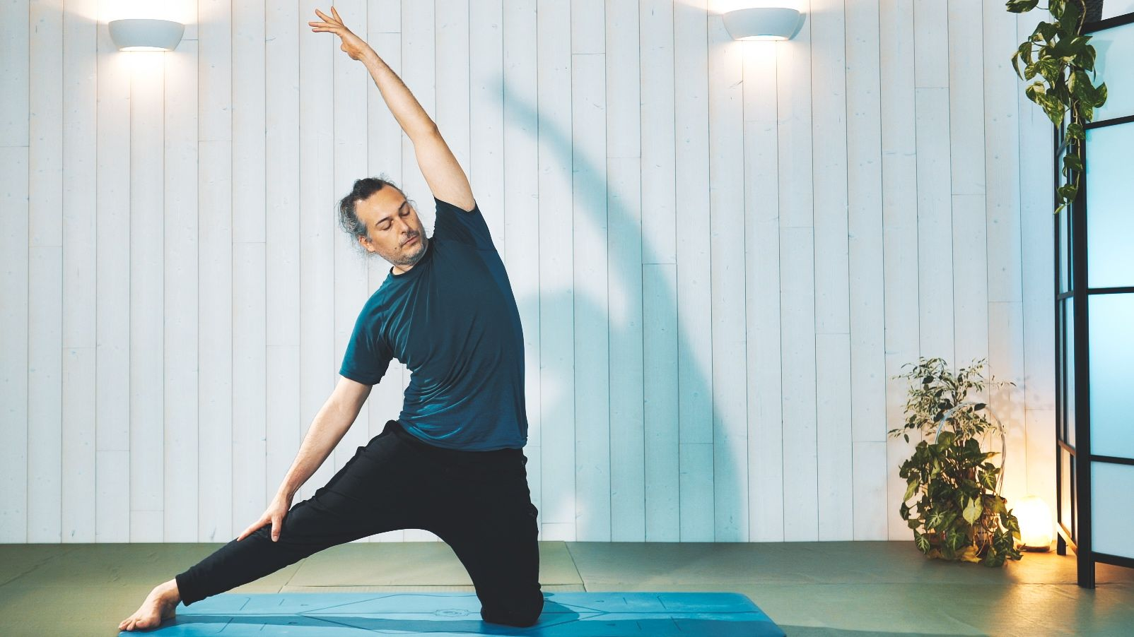12 minutos de yoga para Principiantes