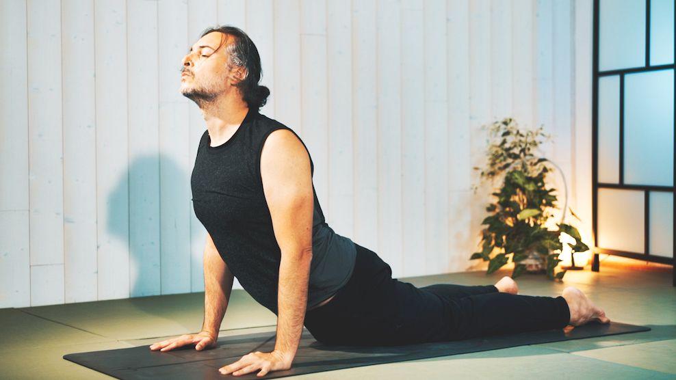 12 minutos de yoga por la mañana Concienciayoga