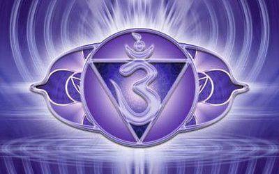 Sexto Chakra, Ajna: Comando, intuición, enfoque.