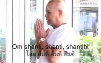 Mantra de cierre de la primera serie de Ashtanga Yoga