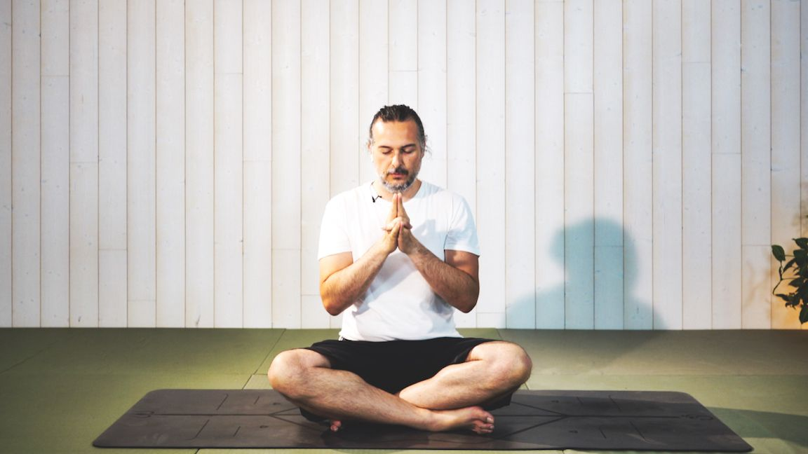 Equilibrio meditativo