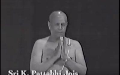 Mantra de inicio Ashtanga Yoga