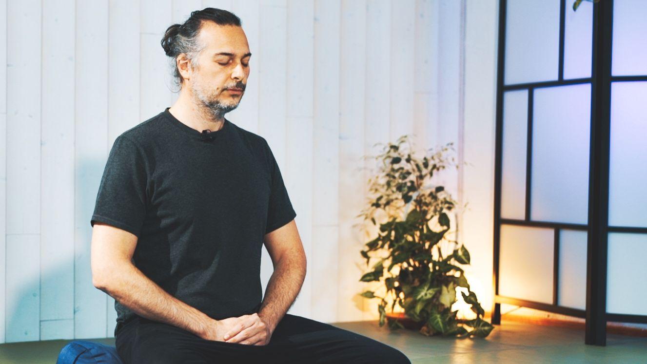 Meditación para elevar la conciencia