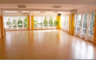 Nueva sala para Clases de Kundalini Yoga en Madrid