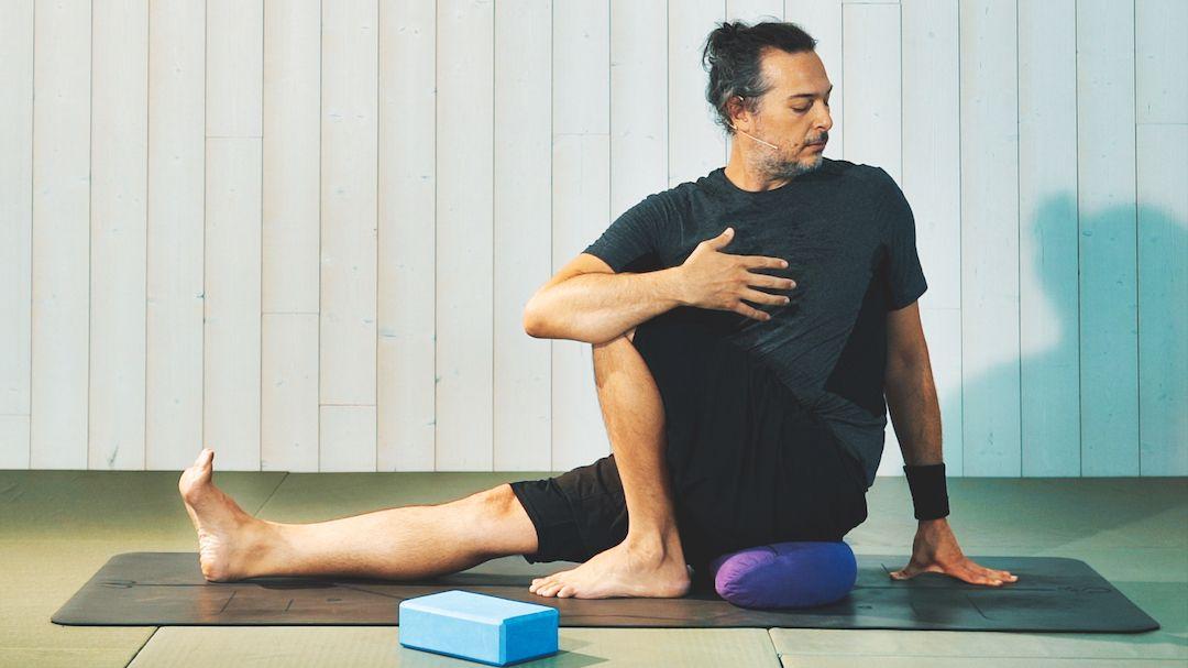 Vinyasa Yoga, Moviendo y Restaurando
