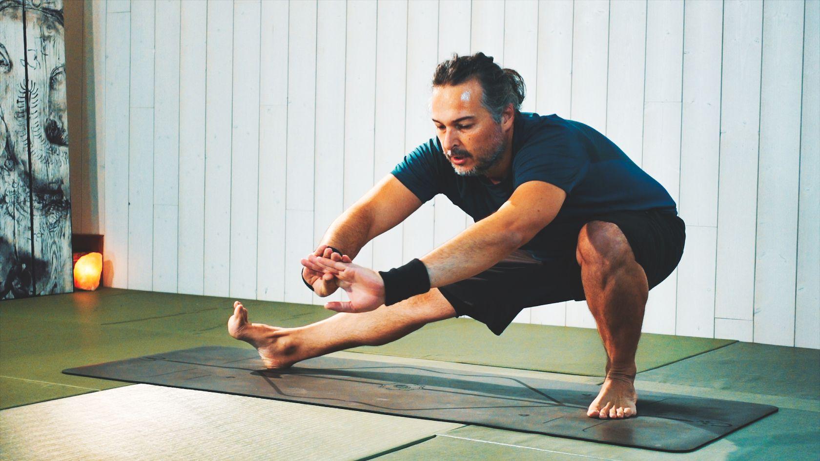 Yoga para Estabilidad de cadera