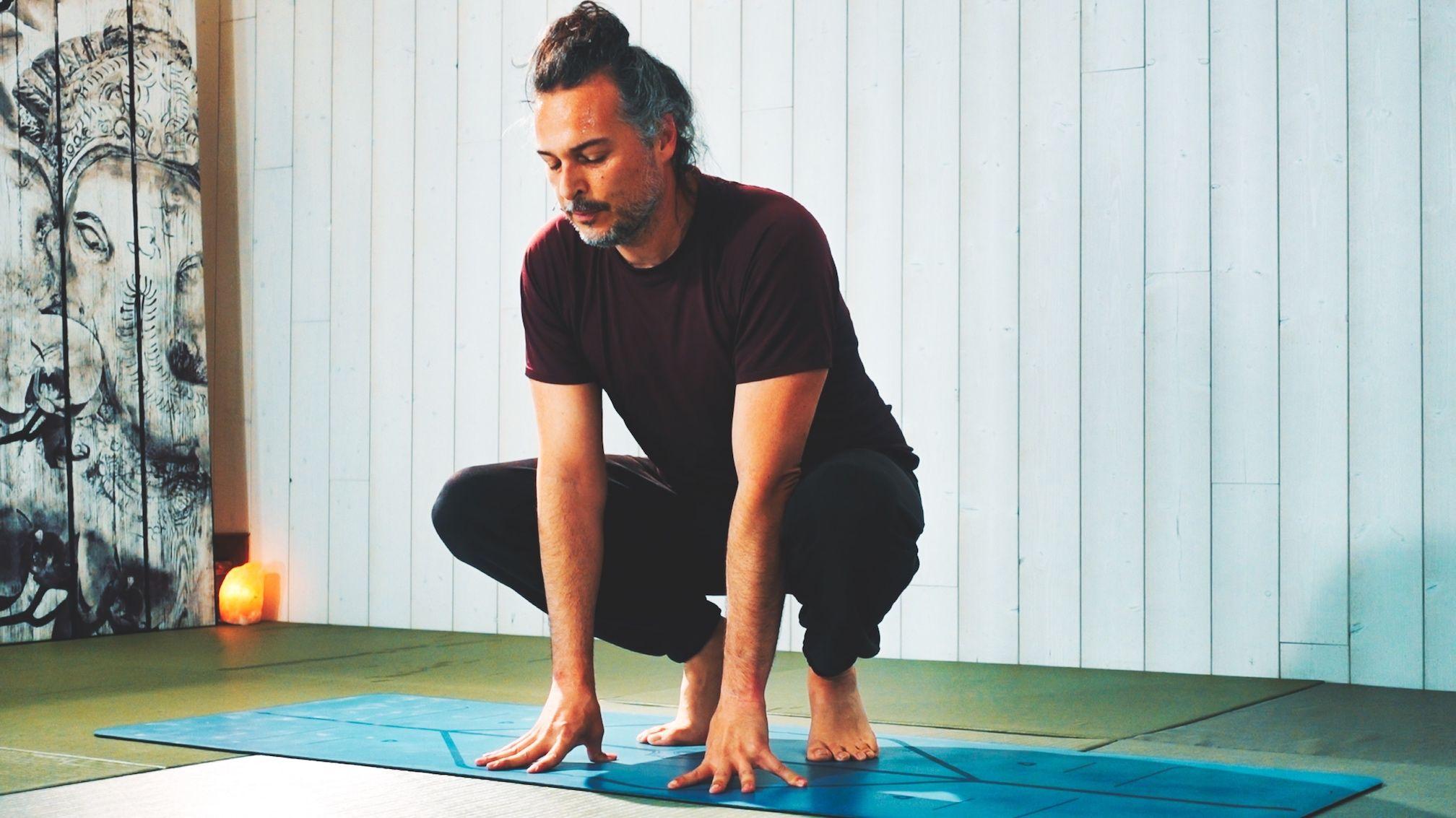 Equilibrando el sistema de deposición. Yoga para el estreñimiento