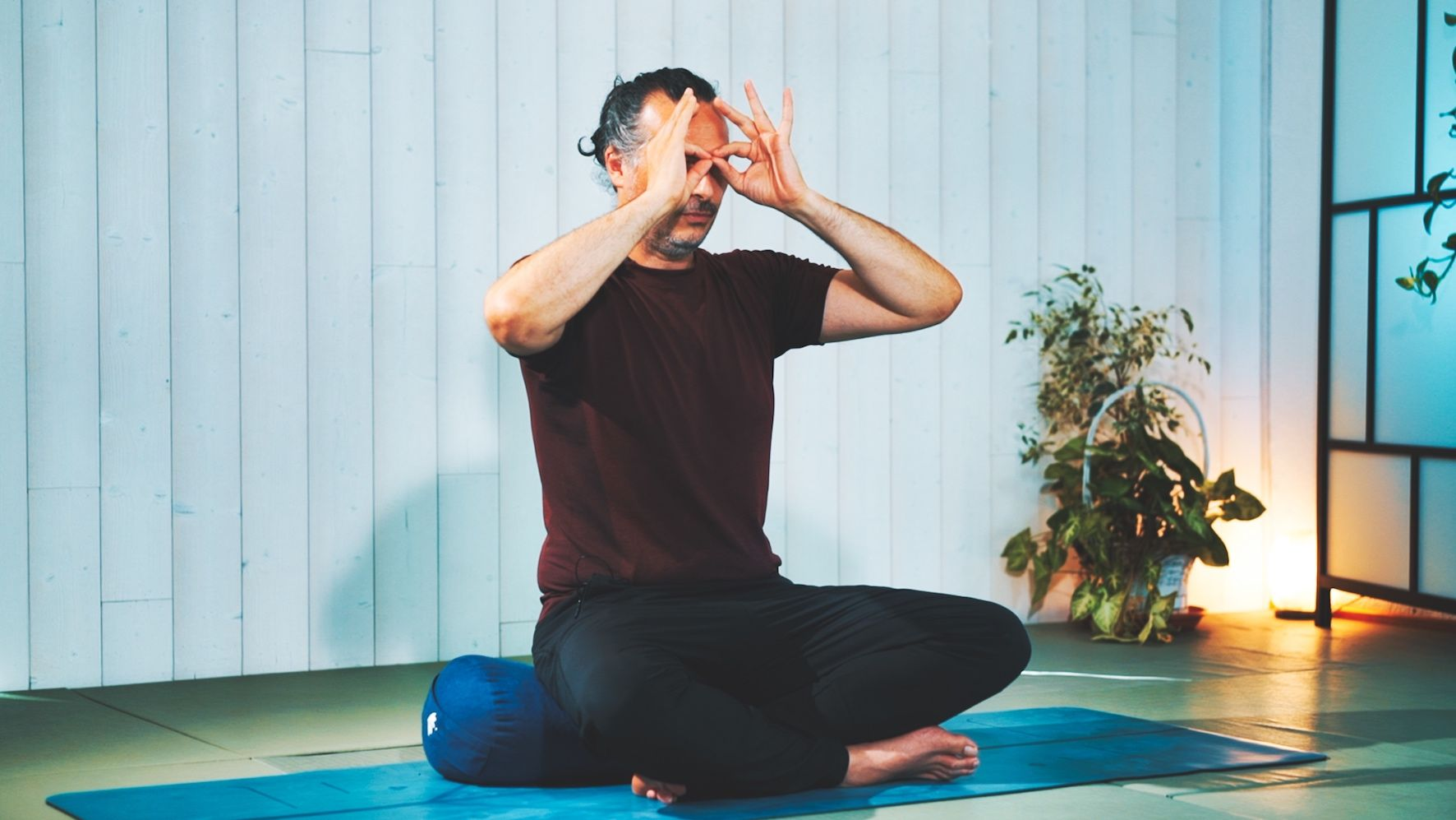 meditación anti depresion